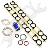 Oem Ford Egr Cooler / Intake Gasket Kit, Ford 6.0 Diesel
