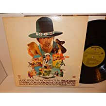 """Music From The Motion Picture """"Billy Jack"""" (Original Sound Track)"""