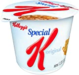 Special K Cereal, Original, 1.25-Ounce Cups (Pack of 60)