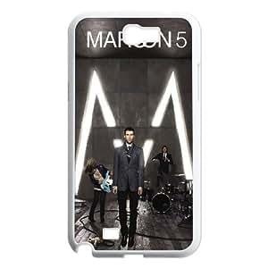 C-EUR Diy Phone Case Maroon 5 Pattern Hard Samsung Galaxy Note4 Kimberly Kurzendoerfer