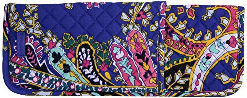 Vera Bradley Iconic Curling & Flat Iron Cover,  Signature Cotton, One Size ()