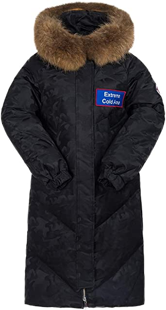 Women'S Quilted Parka Coats