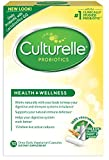 Culturelle Health & Wellness Daily Probiotic Dietary Supplement |Restores Natural Balance of Good Bacteria in Digestive Tract* | With #1 Proven Effective Probiotic† | 30 Vegetarian Capsules Review
