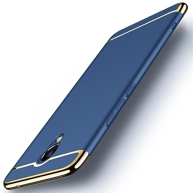 1 opinioni per Cover Meizu M5 Note, MSVII® 3-in-1 Design PC Custodia Cover Case e Pellicola