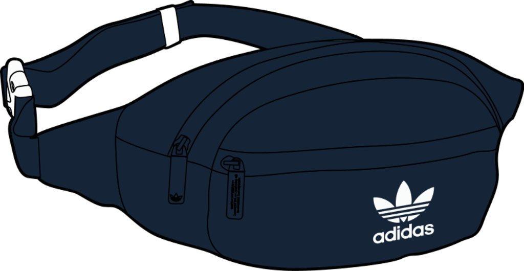 adidas originals national waist pack 977079420osp