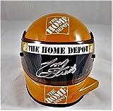 TONY STEWART SIGNED MINI HELMET NASCAR INDY 500 AUTOGRAPHED COA J1
