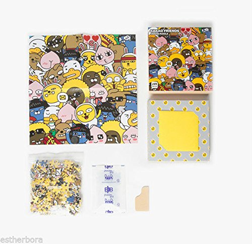 Kakao Friends Character Jigsaw (4 Designs Pick1) Puzzle 289Pcs Game Hobby Korea ;TM79F-32M UGBA152630
