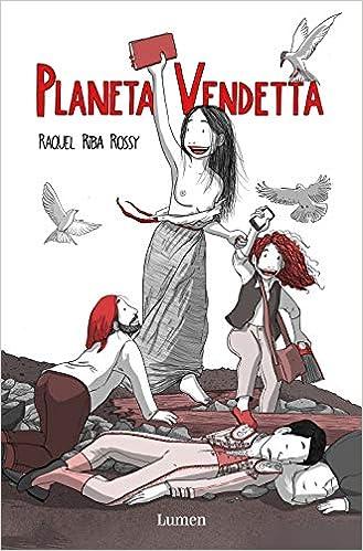 Lola Vendetta. Una habitación propia con wifi de Raquel Riba Rossy