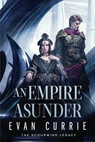book cover of An Empire Asunder