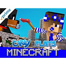 Little Carly Plays Minecraft