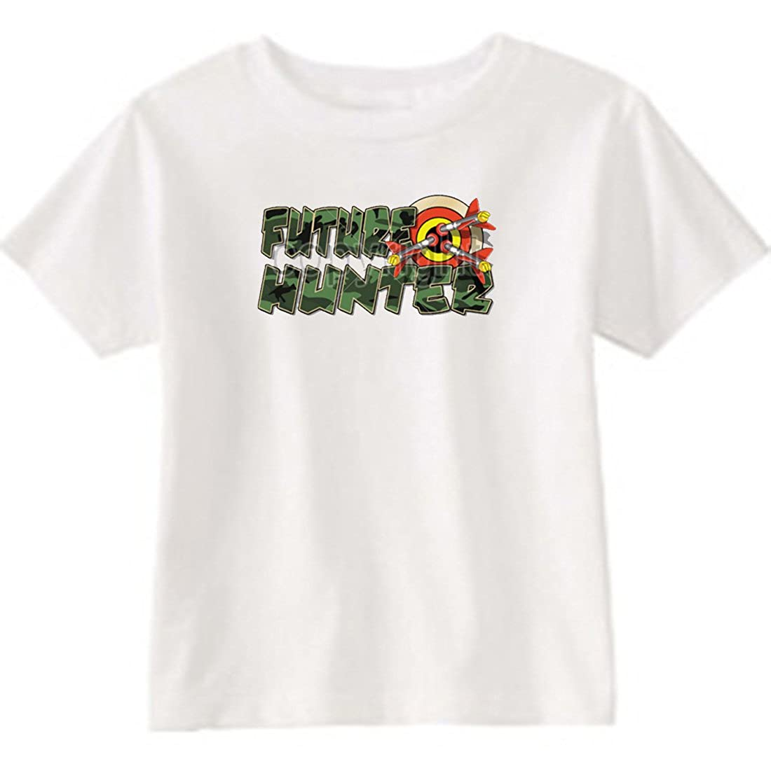 U.S Custom Kids Camouflage Future Hunter Toddler T-Shirt