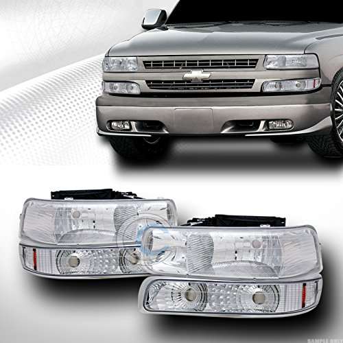01 silverado euro headlights - 7