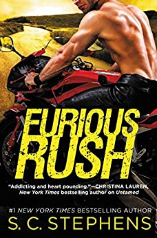 Furious Rush by [Stephens, S. C.]