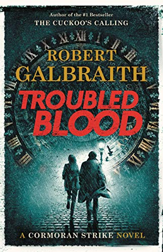 Book Cover: Troubled Blood