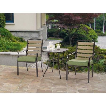 Cheap  Stylish Modern Design Generic Mainstays Durable Powder-coated Steel Frame Outdoor Patio Furniture..