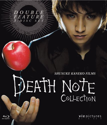 Death Note Collection (Death Note / Death Note II: The Last Name) [Blu-ray] by Warner Bros