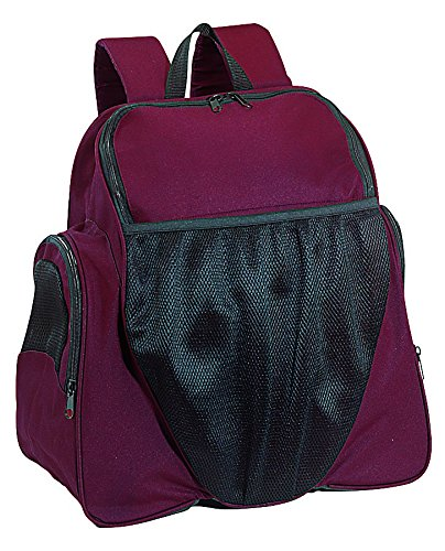 MARTIN SPORTS ALL PURPOSE BACKPACK (MAROON)