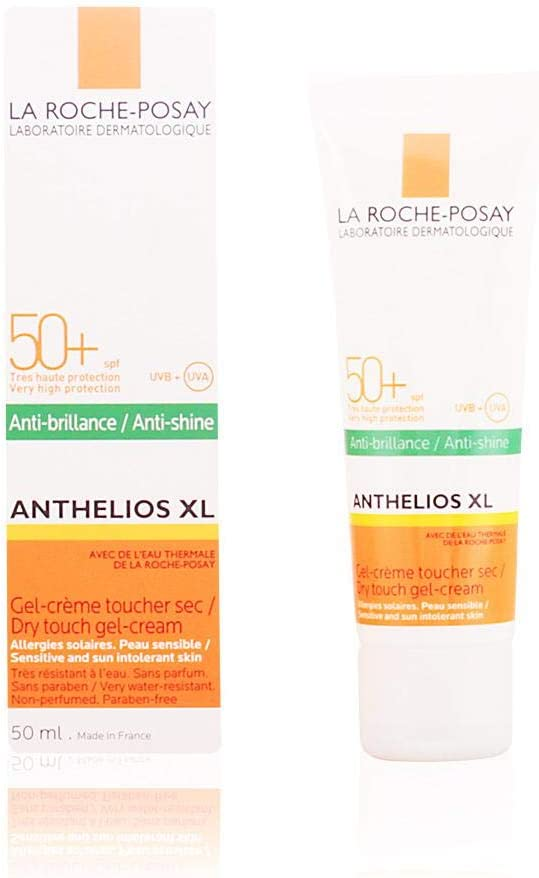 La Roche Posay Anthelios 50 Gel Anti Lucidita 50 Ml Amazon It