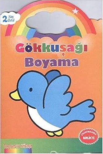 Gokkusagi Boyama Turuncu Kitap 2 Yas Ustu Kolektif 9786051007786