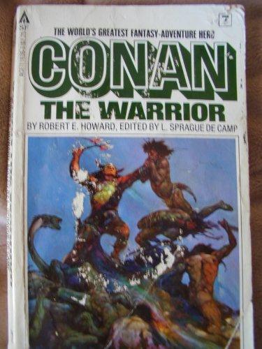 Conan the Warrior (Lancer Conan #7)
