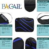 Bagail 6 Set Packing Cubes,3 Various Sizes Travel