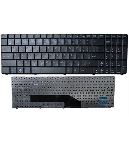 Portatilmovil - Teclado para PORTÁTIL ASUS Ingles X5D F52 K50 K70 P50: Amazon.es: Electrónica