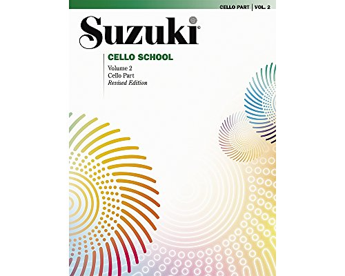 Alfred Suzuki Cello School Cello Part, Volume 2 (Alfred Suzuki Cello)