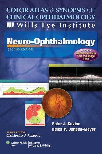 Download Neuro-Opthalmology:C A & Synopsis-Wills Eye Inst 2/e pdf
