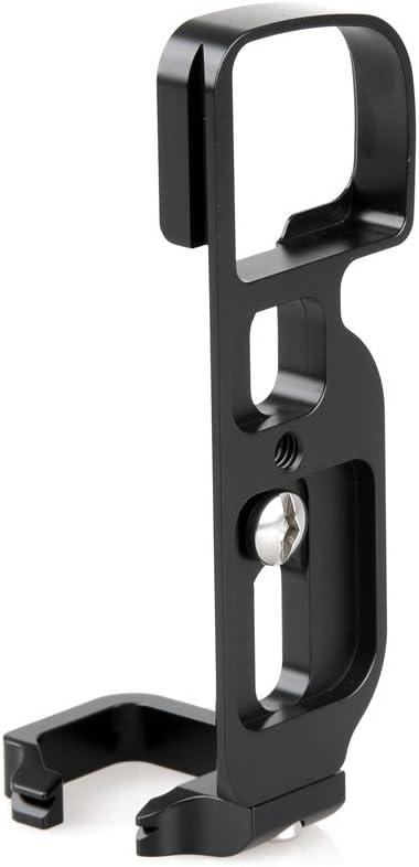 Placa de liberaci/ón r/ápida para Sony Alpha A7 III y Arca-Swiss Standard soporte para c/ámara con perfiles de cola de milano para cambiar f/ácilmente entre formato horizontal y vertical ayex LPS-A7III