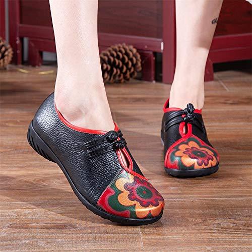 EU Noir Chaussures Taille 40 ZHRUI Noir coloré YBTfxwaqI