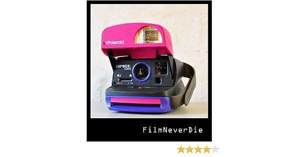 Polaroid Spice Cam 600 Instant Film Camera
