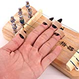 ruiycltd 4Pcs Chinese Zither Adjustable Resuable