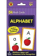 Alphabet Flash pamphlet (Brighter Child Flash pamphlet)