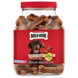 Soft & Chewy Beef Filet Mignon Recipe Dog Snacks (37 oz.) 2PACK dhdfg