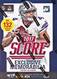 #10: 2017 Score NFL Football EXCLUSIVE Factory Sealed Retail Box with 132 Cards & SPECIAL MEMORABILIA Card! Includes 20+ INSERTS & 30+ ROOKIES! Look for RC & Auto's of Deshaun Watson, Pat Mahomes & More!