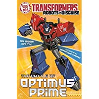 The Battle Of Optimus Prime: Book 4 (Transformers)