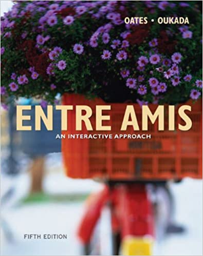 Amazon.com: Entre Amis: Student Activities Manual- Workbook, Lab ...