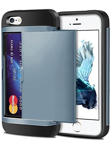5s case with sliding card holder - 3