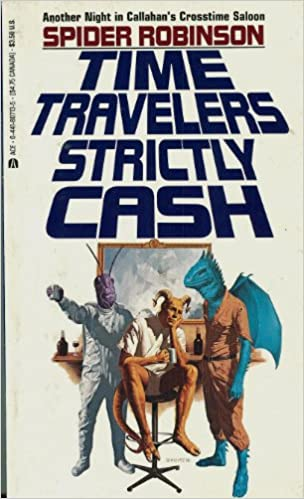 Book Time Travelers Strictly Cash