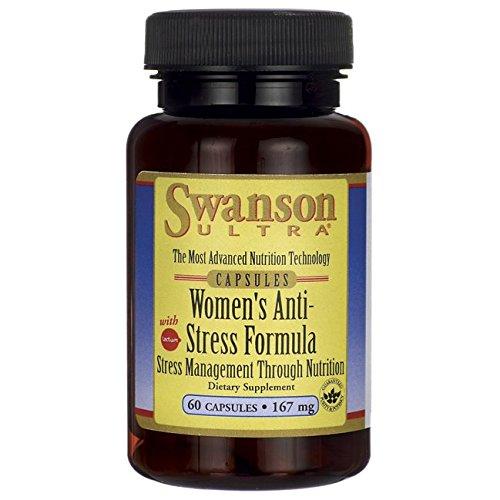 Swanson Women's Anti-Stress Formula (Lactium) 167 mg 60 Caps