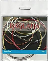 Long Neck Turkish Baglama Saz Strings TR...