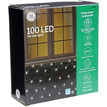Amazon Com Ge 100 Led Energy Smart Random Sparkle Net