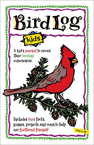 Bird Log Kids: A Kid's Journal to Record Their Birding Exper