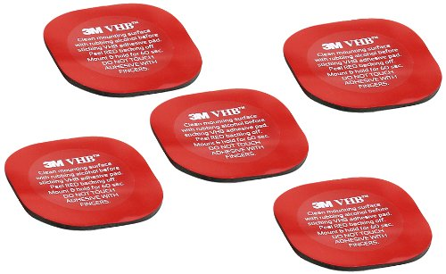 Replay XD (70-3MVHB-4991-ST-5 VHB) Mount Adhesive for SnapTray, Pack of 5