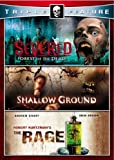 Horror Triple Feature (Severed / Shallow Ground / The Rage)