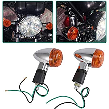 Amazon com: i5 Turn Signal for Suzuki Savage 650 Marauder