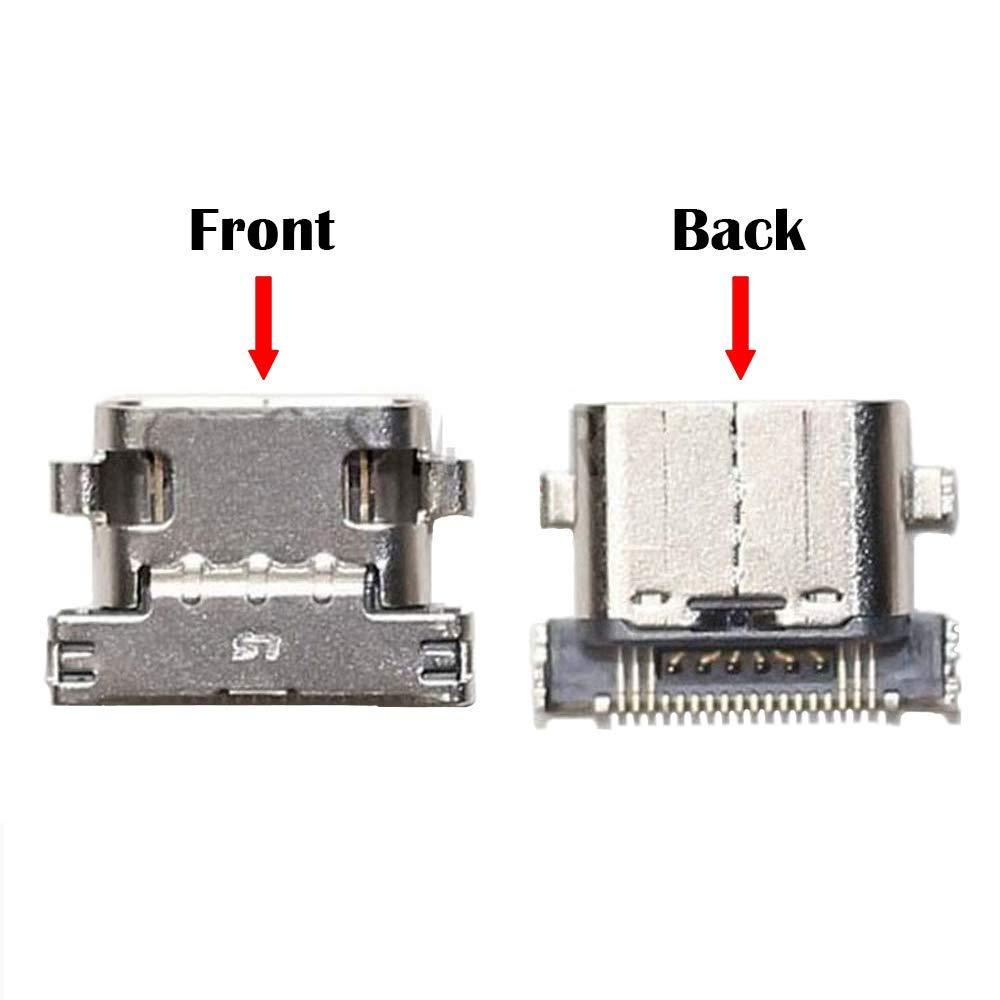 MMOBIEL Conector Dock Puerto Cargador Soporte de alimentación Jack Socket para LG Google Nexus 5X 5.2 Inch: Amazon.es: Electrónica