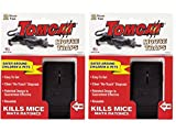 Tomcat Snap Traps, 2-Pack (Mouse Trap) (Not Sold in AK)(2Pack)