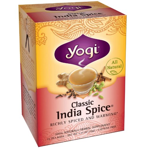 Herbal Caffeine Classic India Spice product image