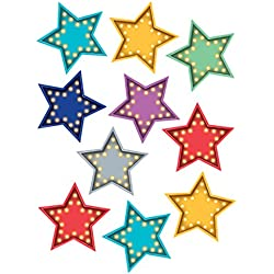 Teacher Created Resources Marquee Stars Accents (5870)
